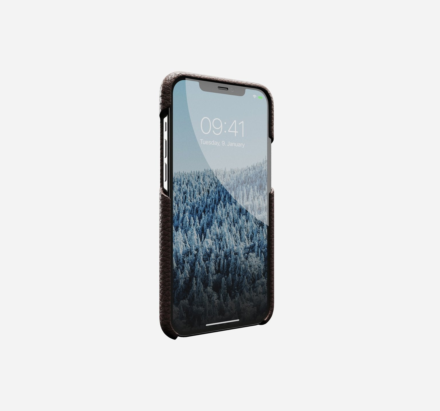 Nappa | Dark Brown | iPhone 12 Pro Max