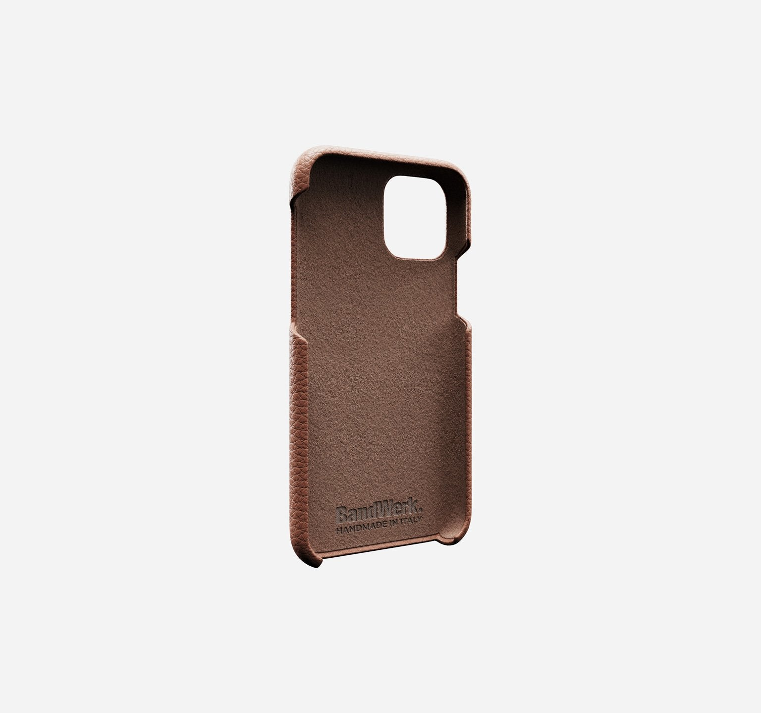Marquage | Light Brown | iPhone 12 Pro
