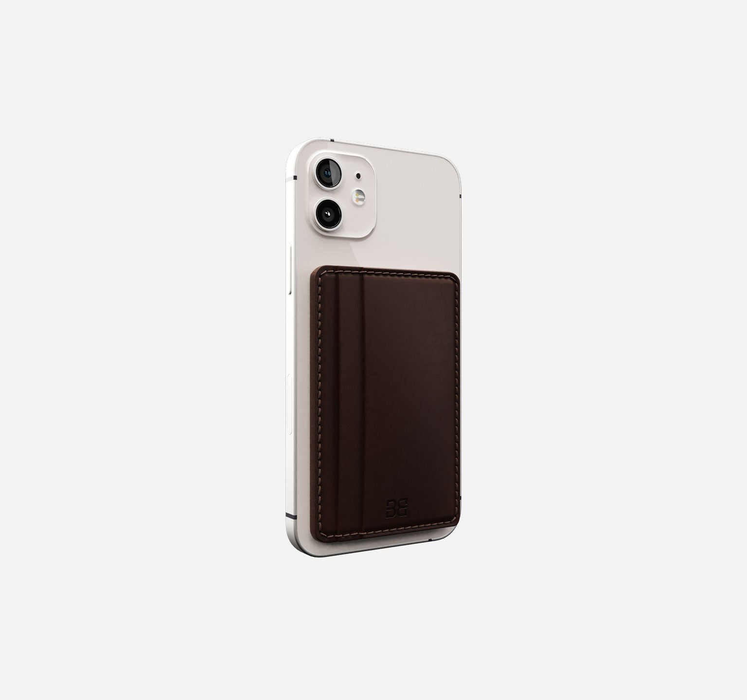 Nappa | Dark Brown | MagSafe Wallet Mini