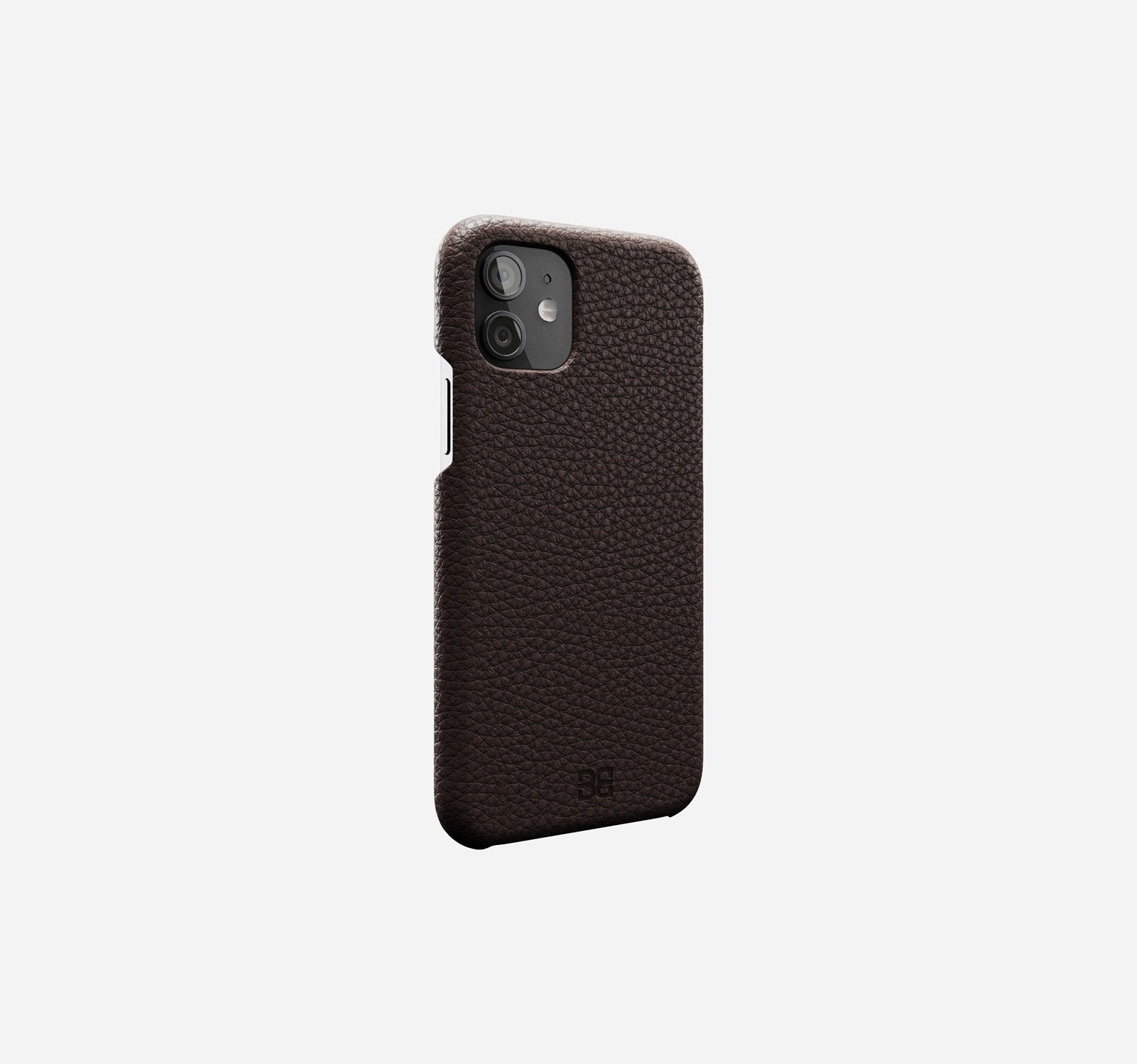 Nappa | Dark Brown | iPhone 12
