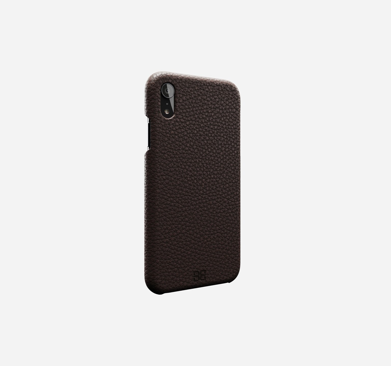 Nappa | Dark Brown | iPhone XR
