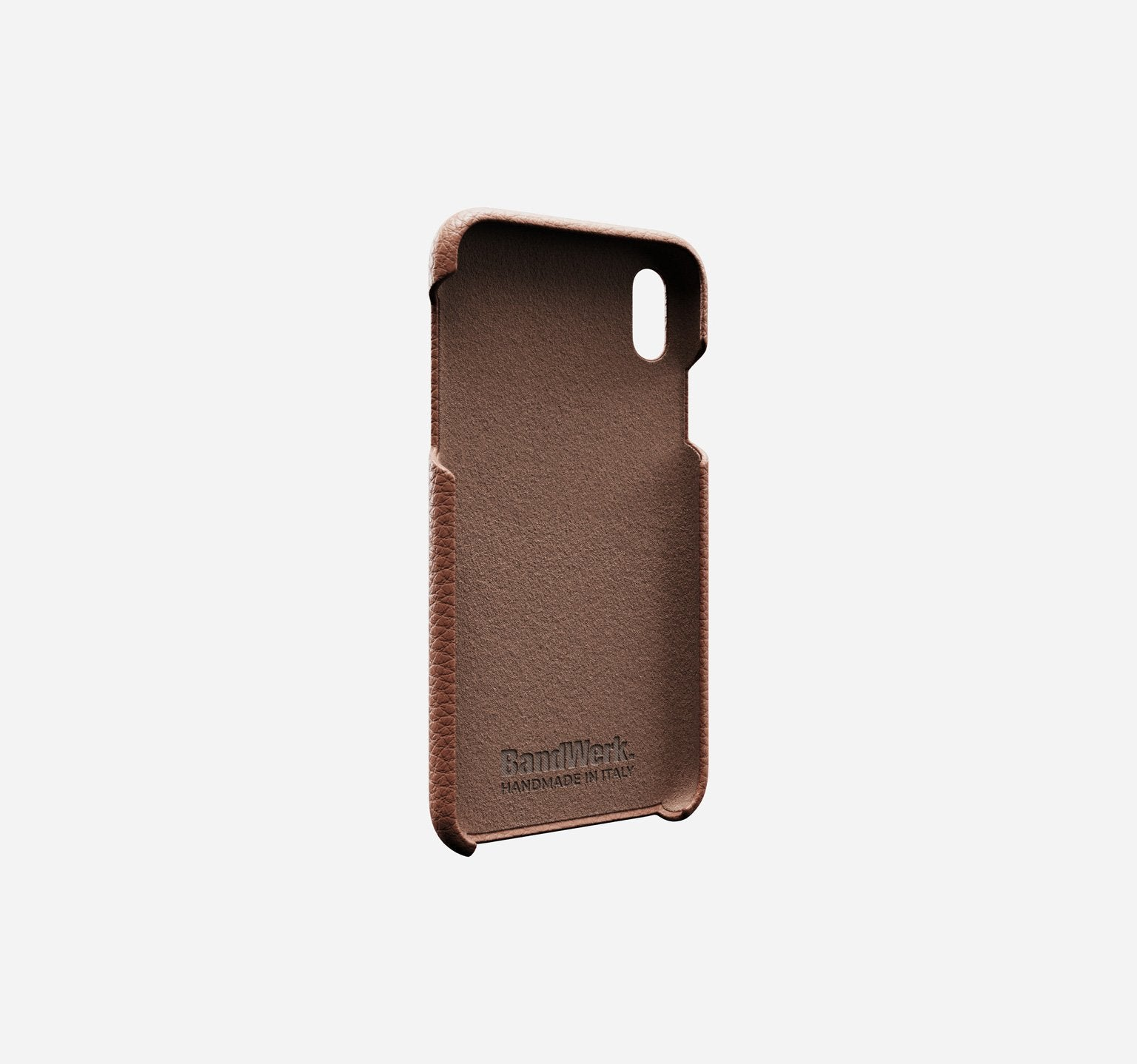 Marquage | Light Brown | iPhone XR