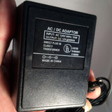DC 12V 800mA 91NK3651 E138265 Power Supply AC Adapter