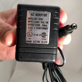 Anoma Electric Power Supply AC Adapter AEC-3590 9.0V DC 200MA 9V