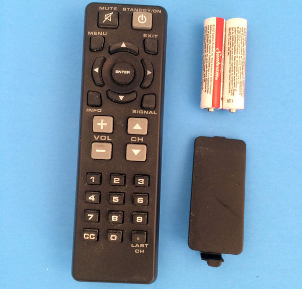 Tv Remote Control No Brand Name Um 4 Aaa Iecr03 Xy 06 Plugin Replacements