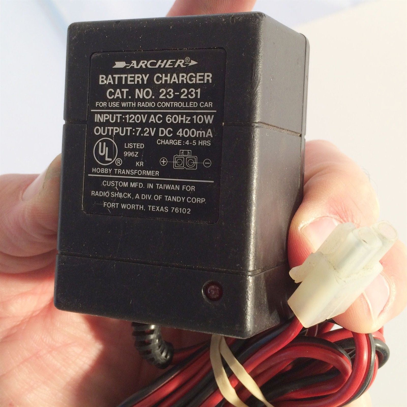 Archer 23 231 72v Dc 400ma Power Supply Ac Adapter Battery Charger Hobby In Electronics Control Circuit Please Upgrade To Full Version Of Magic Zoom Plus