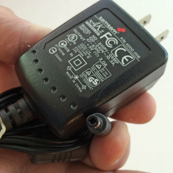 Power Meter Pedals >> Tomtom P/N: 4D00-008, Model: A10P1-05MP, Output +5V 2.0A 5V 2A Power S – Plugin Replacements