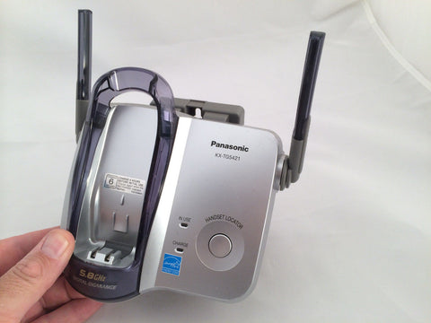 PANASONIC 5.8Ghz KX-TG5421 MAIN BASE Only