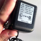AEC-4112C 12VDC 12V DC 500mA Power Supply Adapter