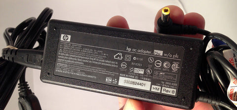 HP AC Power Charger Adapter 0950-4359 75W 19V 3.95A OEM Laptop