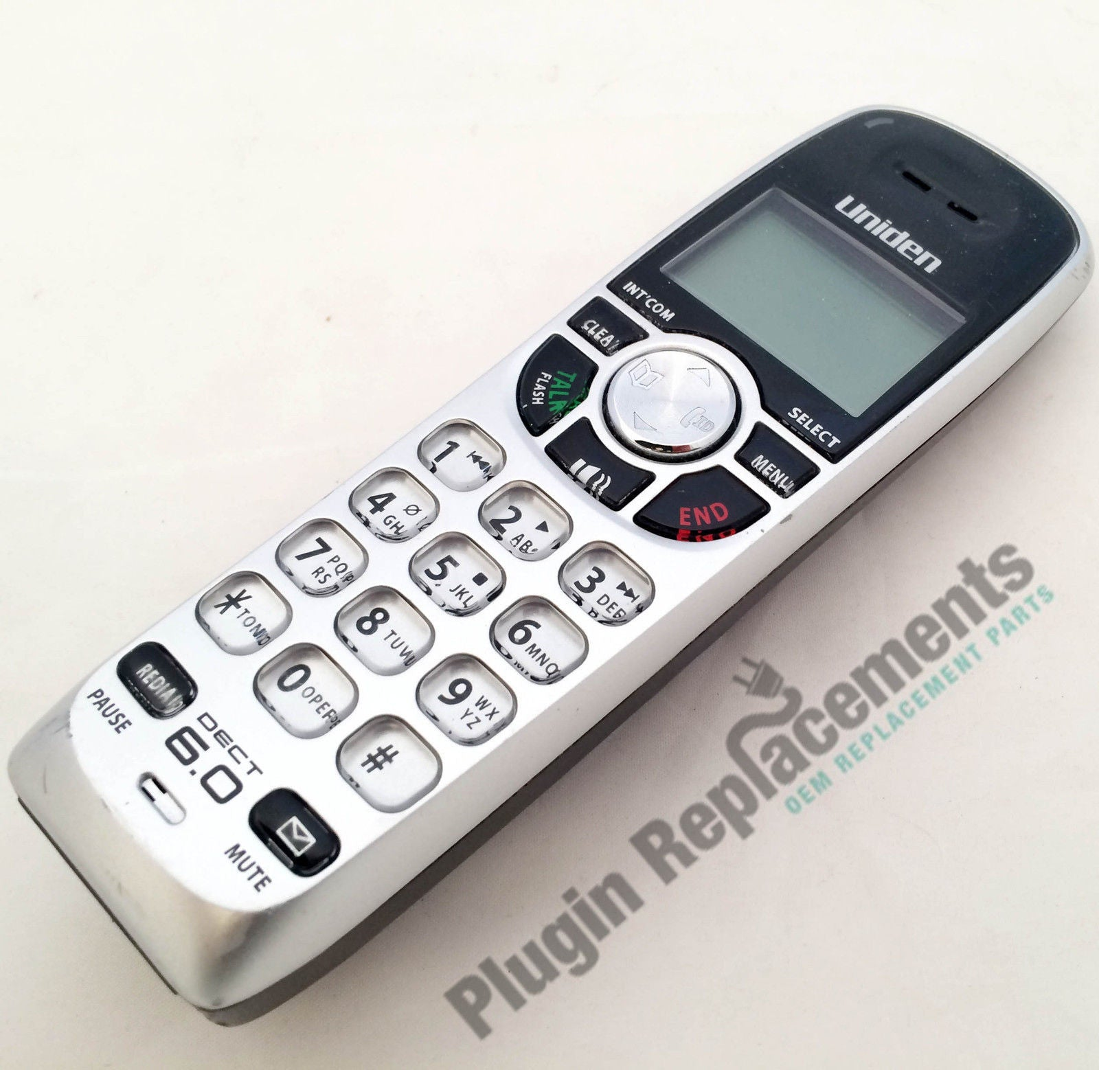 uniden dect1580 2 dcx150 extra handset only for dect1560 1580 series rh pluginreplacements com Uniden Model Tr620-2 Manual Uniden Model Tr620-2 Manual