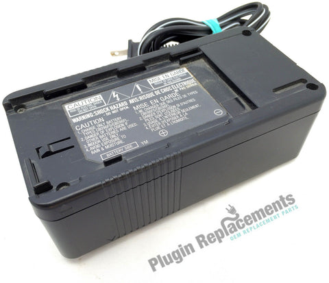 Video Camera Battery Charger RCA CPS012 9.6V 2.7A 12.5V 1.6A