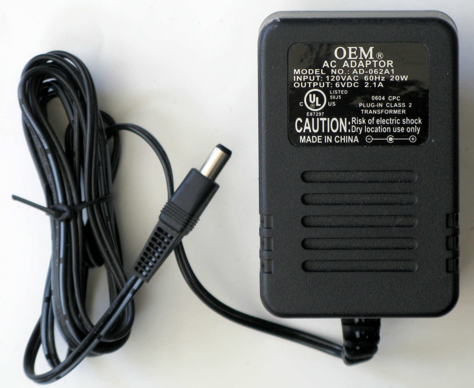 Hamilton Electronics Replacement 12V AC Power Adapter for 900 Series Transmitter