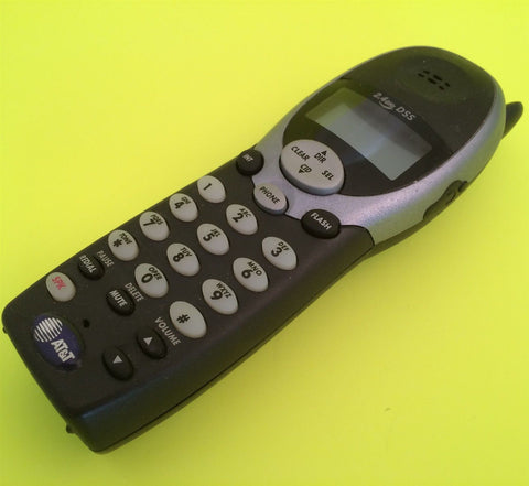 AT&T 2322 2.4GHz DSS Cordless phone HANDSET ONLY