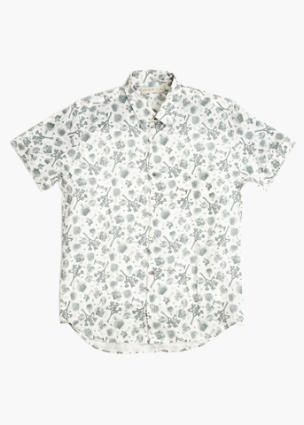 The Pioneertown Print - Cream / Desert Sage