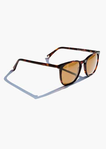 Mister French x Dom Vetro Pioneertown Shades - Dark Desert Tortoise