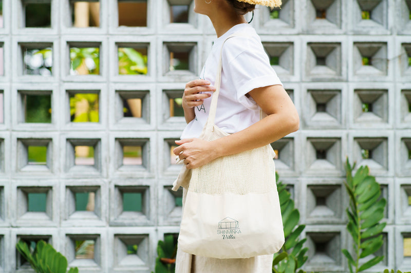 Organic shopping bag