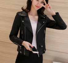 Load image into Gallery viewer, Black Jacket For Girls