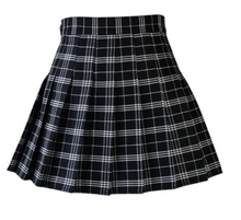 Load image into Gallery viewer, Emo High Waist Skirt