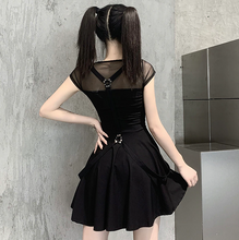Load image into Gallery viewer, Gothic Hollow Dress