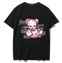 Load image into Gallery viewer, Cute Zombie Bear T-shirt