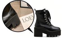 Load image into Gallery viewer, Gothic Ankle Boots