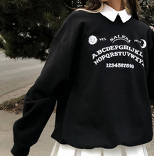 Load image into Gallery viewer, Gothic Oversized Sweatshirt