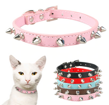 Load image into Gallery viewer, Goth Cat Collar