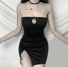 Load image into Gallery viewer, Gothic Mini Dress