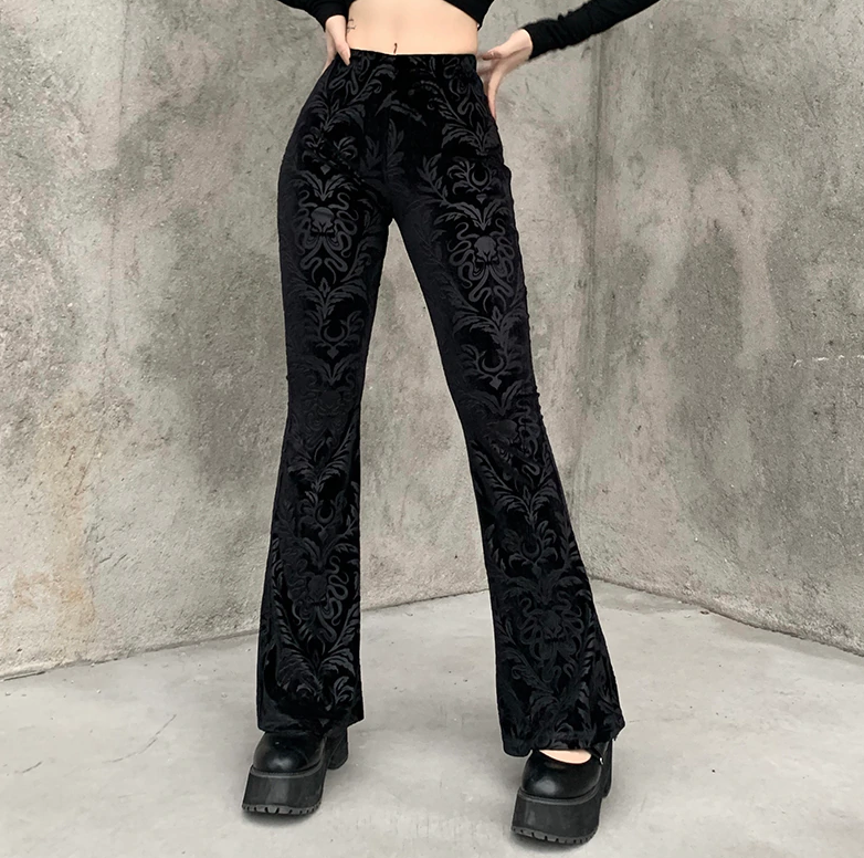 Goth Retro Trousers