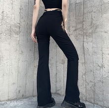 Load image into Gallery viewer, Black High Waist Pants
