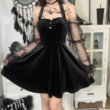 Load image into Gallery viewer, Goth Princess Dress