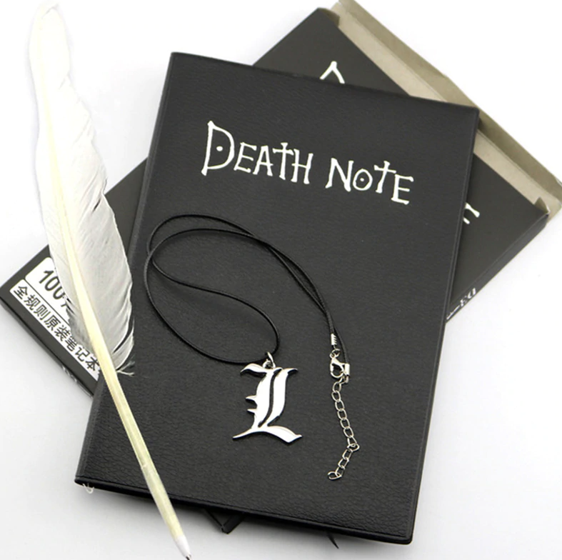 Death Notebook + 2 free gifts