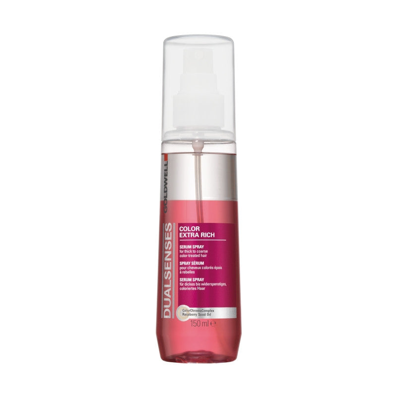 Dual Senses Color Extra Rich Shine Serum Spray 150 mls.