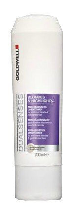 Dual Senses Blondes and Highlights Anti-Brass Conditioner 300 mls.