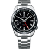 SBGE253G - Spring Drive GMT with Ceramic Bezel