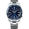 Grand Seiko India SBGE255G Spring Drive GMT with Ceramic Bezel