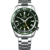 SBGE257G - Spring Drive GMT with Ceramic Bezel