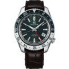 Grand Seiko India Green Watch Dial - SBGJ239G - Mechanical Hi-Beat 36000 GMT Triple Time Zone