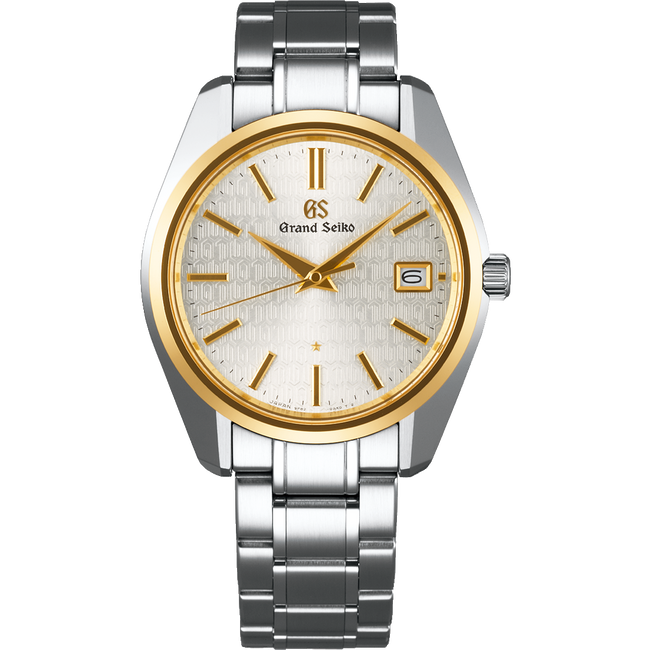 GRand Seiko India SBGV238G - 9F Caliber 25th Anniversary Limited Edition 18K Gold