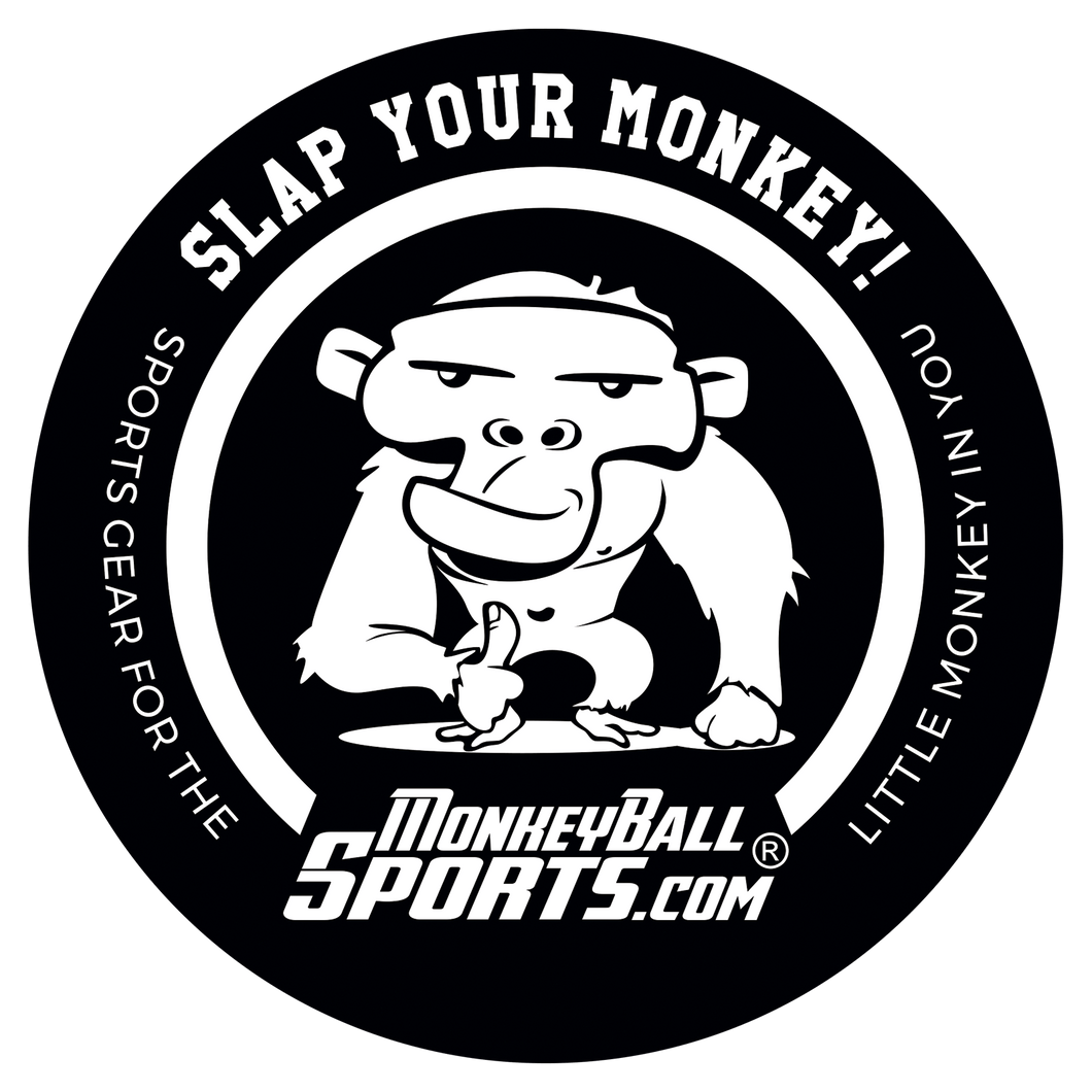 Slap Your Monkey Decal
