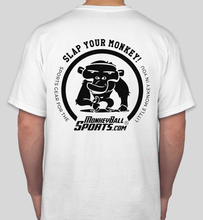 Load image into Gallery viewer, Men's Slap Your Monkey T-Shirt Funny Golf Gear T-Shirt