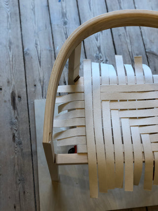 Enghave Chair - In Progress