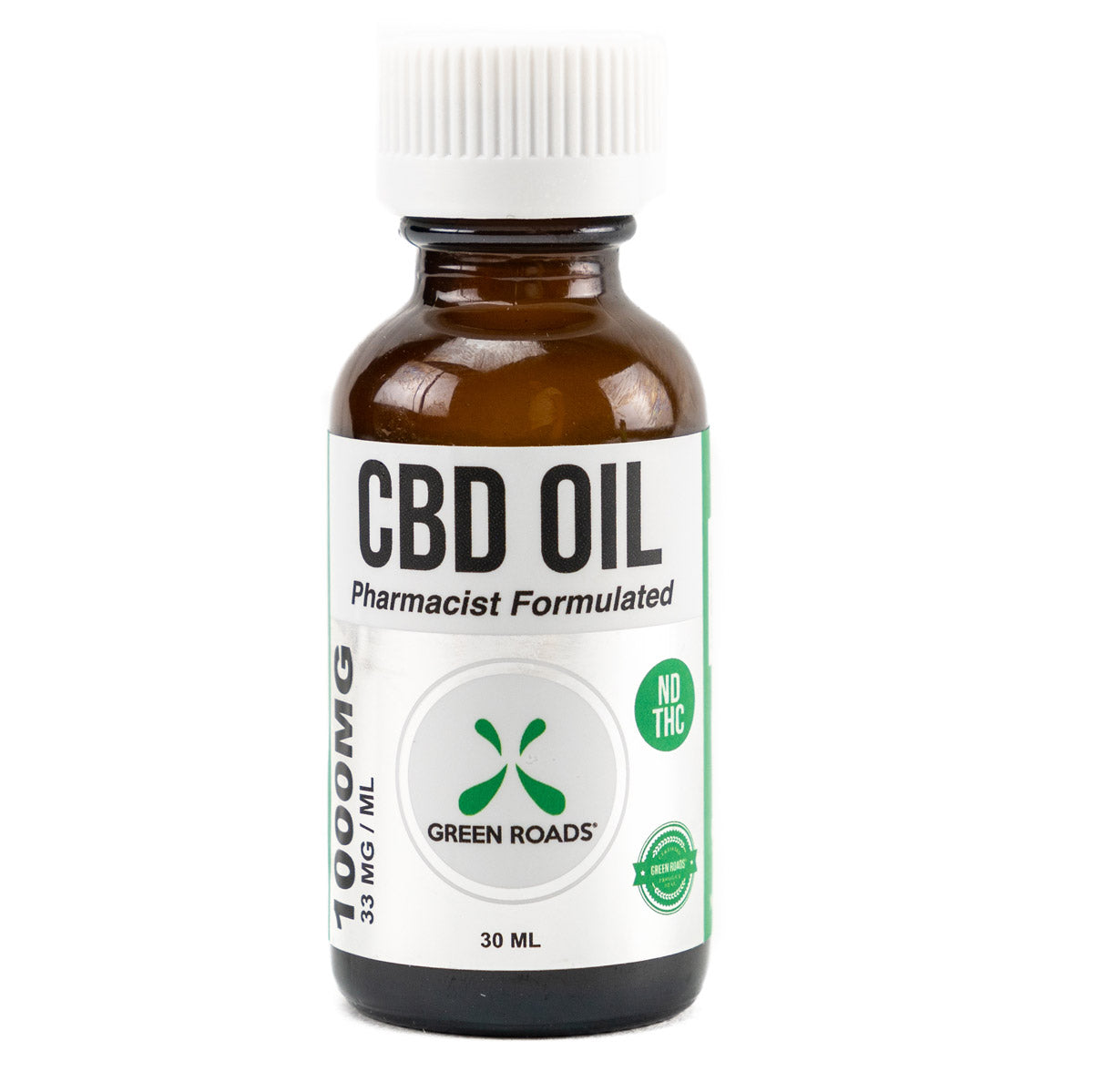 Green Roads 1000 MG CBD Oil Medical Tincture