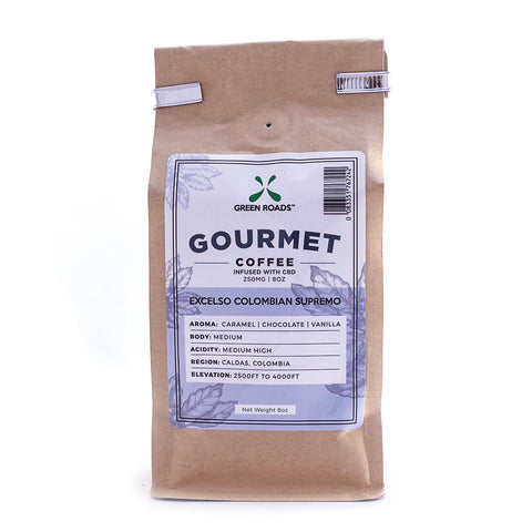 Green Roads Gourmet CBD Coffee