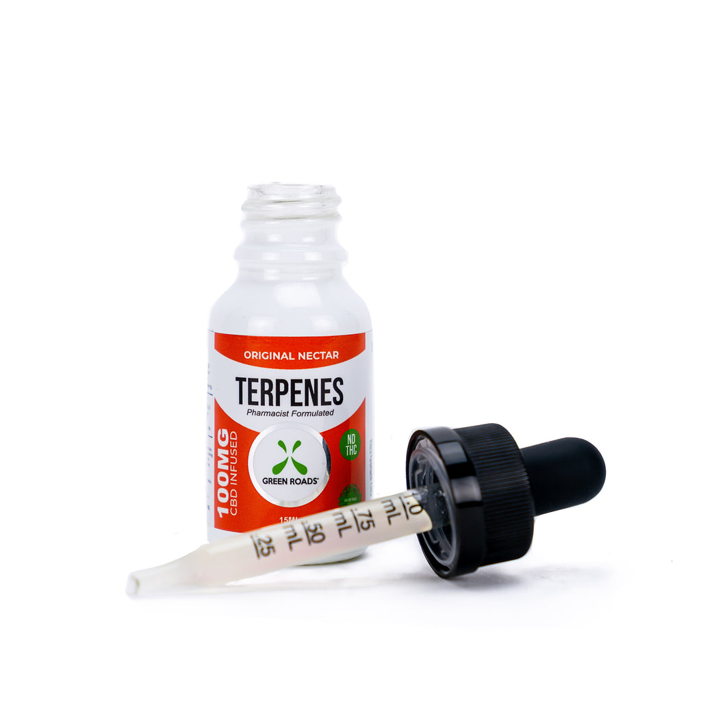 Green Roads 100 MG Original Nectar Terpenes