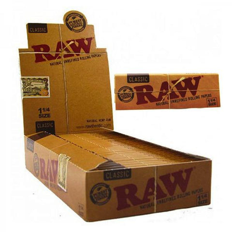RAW Regular Size Rolling Papers