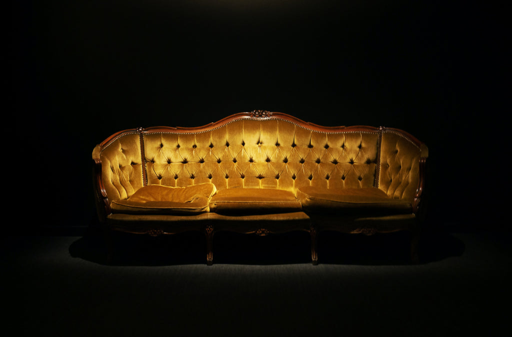 clean a suede couch