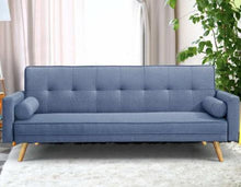 Load image into Gallery viewer, Burgh 3 Seater Sofa Bed by Resort Living-3 Seater Sofa Bed-POD Furniture Australia