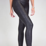 Textured Matte Liquid Leggings